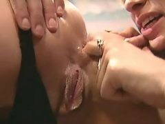 Perfect slim lesbians going naughty pussy lesbian porn